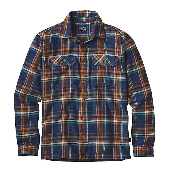 Patagonia Fjord Mens Flannel Shirt, , 600