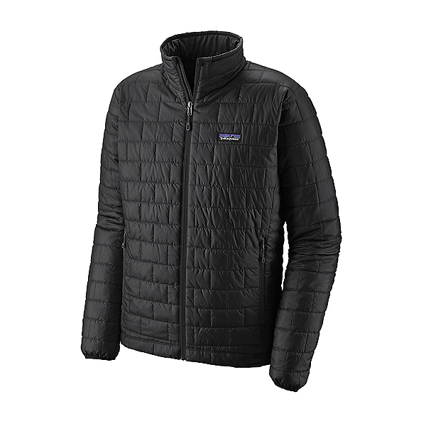 Patagonia Nano Puff Mens Jacket, Black, 600