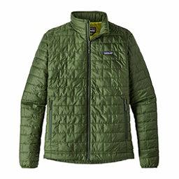 Patagonia Nano Puff Mens Jacket, Glades Green, 256