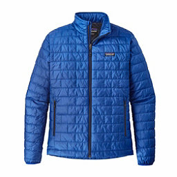 Patagonia Nano Puff Mens Jacket, Viking Blue, 256