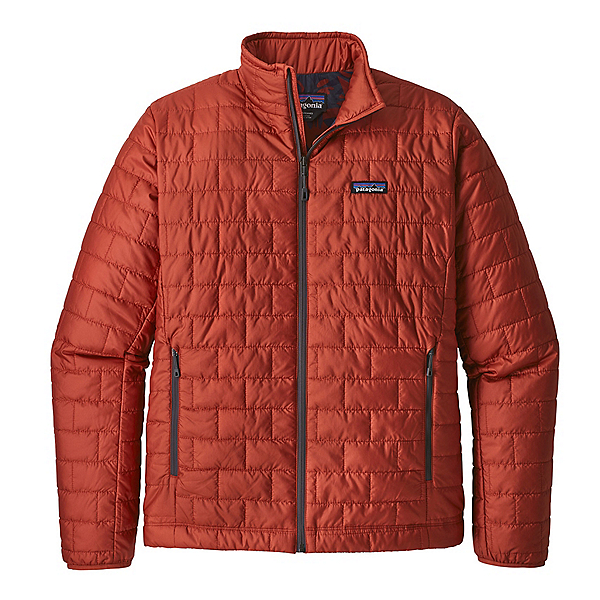 Patagonia Nano Puff Mens Jacket, New Adobe, 600