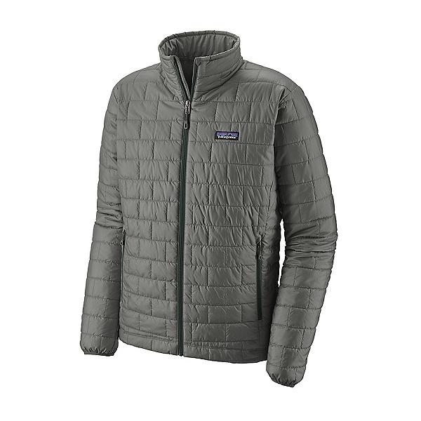 Patagonia Nano Puff Mens Jacket, Cave Grey, 600