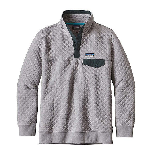 Patagonia Cotton Quilt Snap-T Pullover Womens Mid Layer, , 600