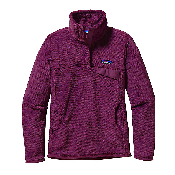 Patagonia Re-Tool Snap-T Fleece Pullover Womens Mid Layer, , 600