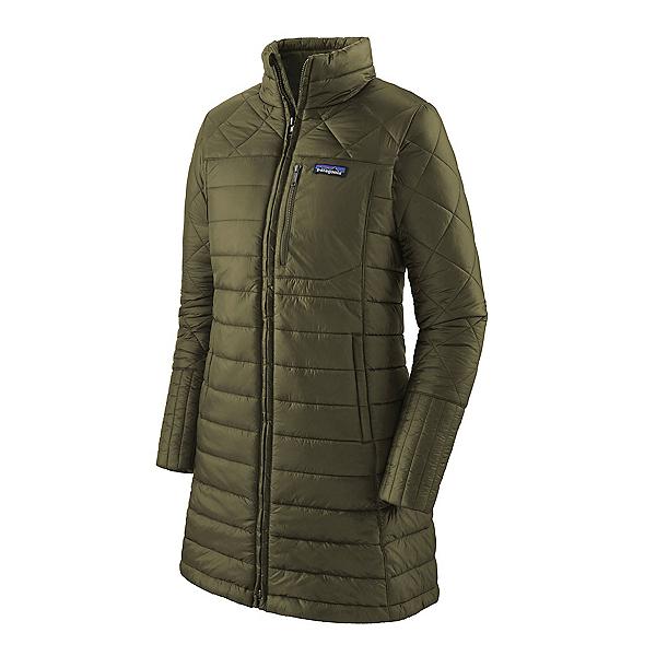 Patagonia Radalie Parka Womens Jacket 2022, Basin Green, 600