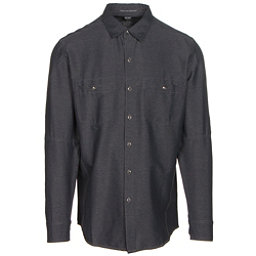 KUHL Renegade Long Sleeve Mens Shirt, Carbon, 256