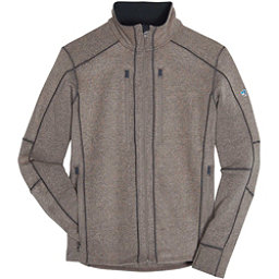 KUHL Interceptr Full Zip Mens Sweater, Oatmeal, 256