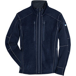 KUHL Interceptr Full Zip Mens Sweater, Mutiny Blue, 256
