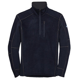KUHL Interceptr 1/4 Zip Mens Sweater, Mutiny Blue, 256