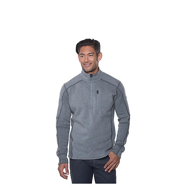 KUHL Interceptr 1/4 Zip Mens Sweater, Shale, 600