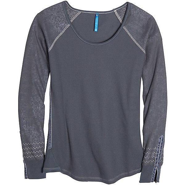 KUHL Alva Thermal Womens Shirt, Carbon, 600