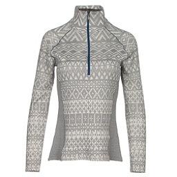 KUHL Adriana 1/2 Zip Womens Sweater, Ash, 256