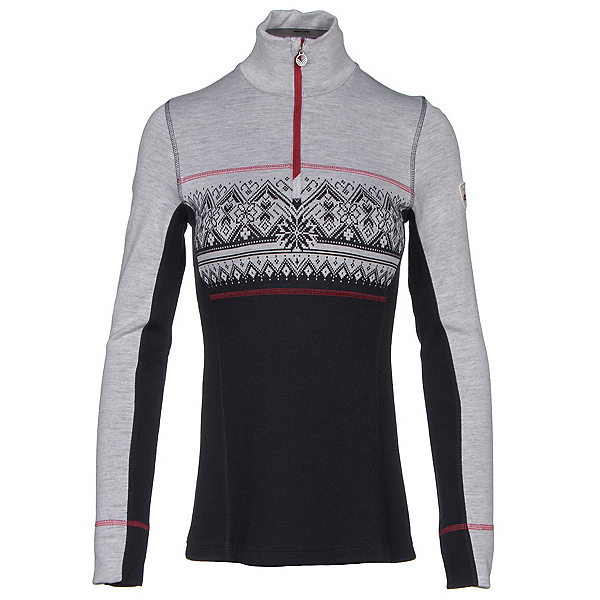 Dale Of Norway Rondane Feminine Womens Sweater 2020, Navy-White-Raspberry, 600