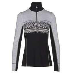 Dale Of Norway Rondane Feminine Womens Sweater, Black-White, 256