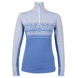 Dale Of Norway Rondane Feminine Womens Sweater, Sky Blue-White, 256