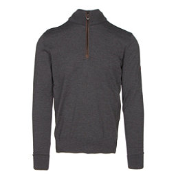 Dale Of Norway Olav Masculine Mens Sweater, Dark Grey Melange, 256