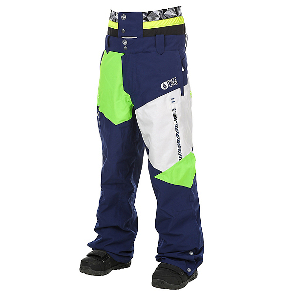 Picture Nova Mens Ski Pants, , 600