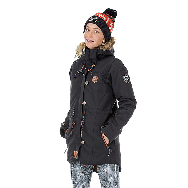 Picture Katniss Womens Insulated Ski Jacket, , 600