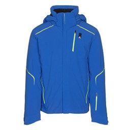 Salomon Whitelight Mens Insulated Ski Jacket, Blue Yonder, 256