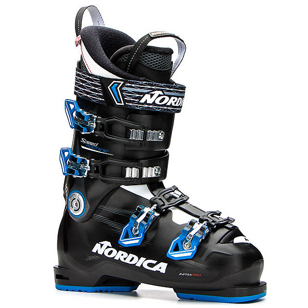 Nordica Speed Machine 90 Ski Boots 2017, Black-Blue-Anthracite, 600