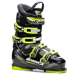 Nordica Cruise 80 Ski Boots 2018, Black-Lime, 256