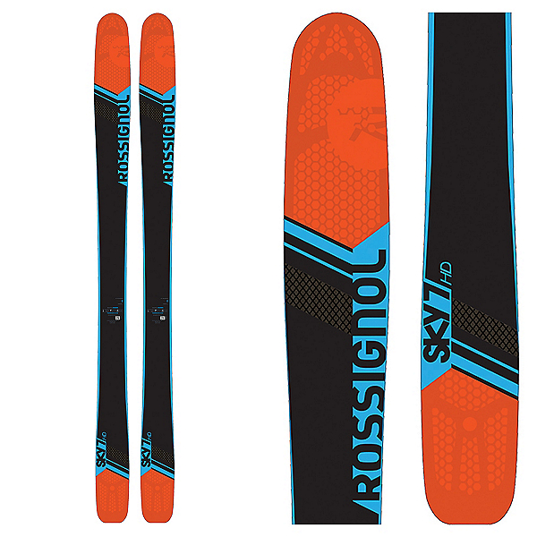 Rossignol Sky 7 HD Skis 2017, , 600