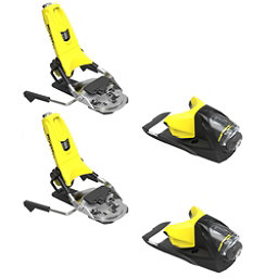 Look Pivot 12 Dual Ski Bindings 2018, Yellow-Black, 256