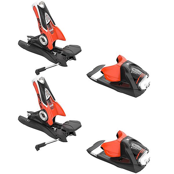 Look SPX 12 Dual Ski Bindings, Black-Red, 600