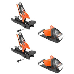 Look SPX 12 Dual Ski Bindings, Black-Orange, 256