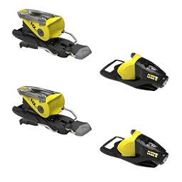 Look NX 11 Ski Bindings, Black-Yellow, 256