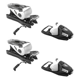Look NX 11 Ski Bindings 2018, Black-White, 256