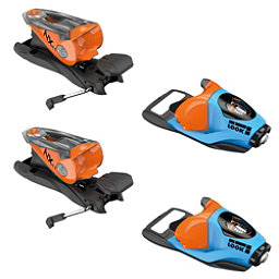 Look NX 11 Ski Bindings 2018, Blue-Orange, 256