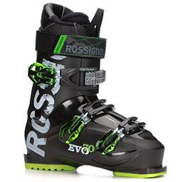 Rossignol Evo 70 Ski Boots 2018, Black-Green, 256
