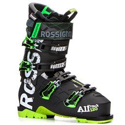 Rossignol AllTrack 120 Ski Boots, Black-Green, 256