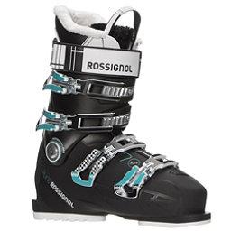 Rossignol Pure 70 Womens Ski Boots, Black-Blue, 256