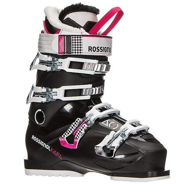 Rossignol Kiara 60 Womens Ski Boots 2018, Black-White, 600