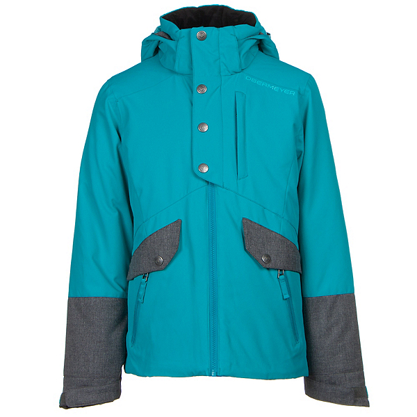 Obermeyer Kenzie Teen Girls Ski Jacket, , 600
