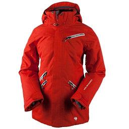 Obermeyer June Teen Girls Ski Jacket, Tiger's Eye, 256