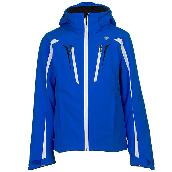Obermeyer Grayson Teen Girls Ski Jacket, Stellar Blue, 600