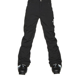 Obermeyer Jolie Softshell Teen Girls Ski Pants, Black, 256