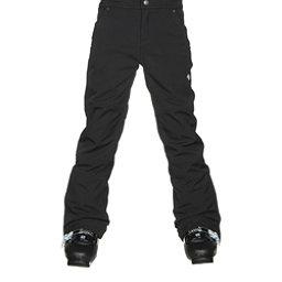 Obermeyer Jolie Softshell Teen Girls Ski Pants, Black, 256