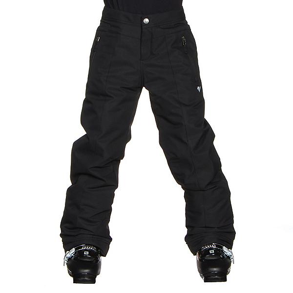 Obermeyer Elsie Teen Girls Ski Pants, Black, 600