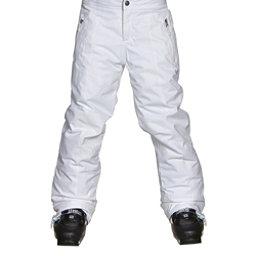 Obermeyer Elsie Teen Girls Ski Pants, White, 256