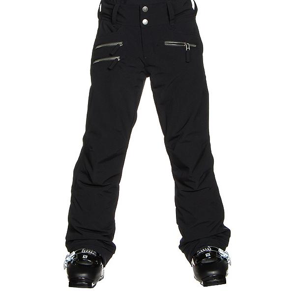 Obermeyer Jessi Teen Girls Ski Pants, Black, 600