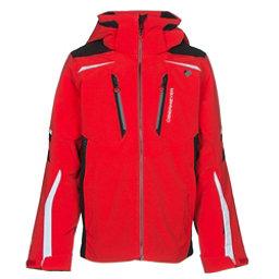 Obermeyer Ryker Teen Boys Ski Jacket, Red, 256