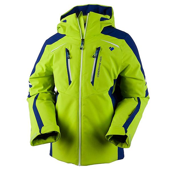 Obermeyer Ryker Teen Boys Ski Jacket, Dusk, 600