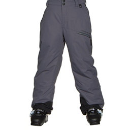 Obermeyer Brisk Teen Boys Ski Pants, Graphite, 256