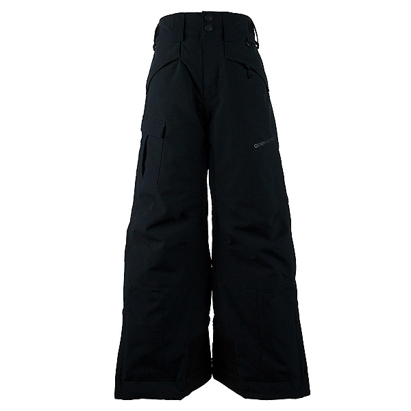 Obermeyer Porter Teen Boys Ski Pants, Black, 600