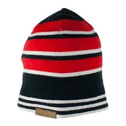 Obermeyer Traverse Knit Boys Hat, Red, 256