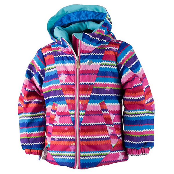 Obermeyer Ashlyn Toddler Girls Ski Jacket, , 600